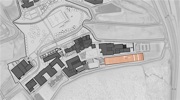 奥兹耶金大学建筑系馆