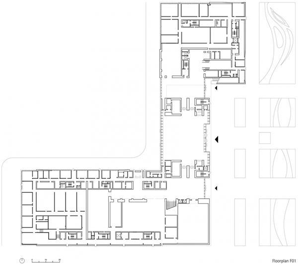 珠海博物馆和珠海规划展览馆
