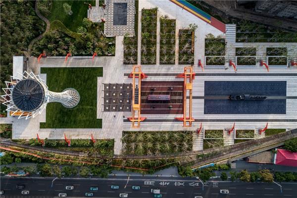 张家口工业文化主题公园#文化广场 #主题广场 #文化公园