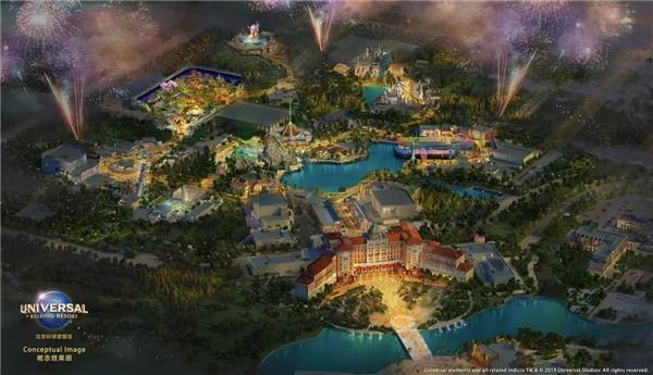 """北京环球影城——灯光、摄像、拍出""""大片世界""""#影视城 #环球影城 #动漫主题"""