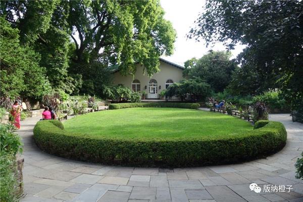 布鲁克林植物园-芳香园(Fragrance Garden)#芳香植物 #盲人公园 #美国