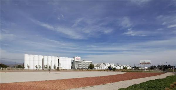 智利 Carozzi食品厂#厂房设计 #食品加工厂 #食品厂