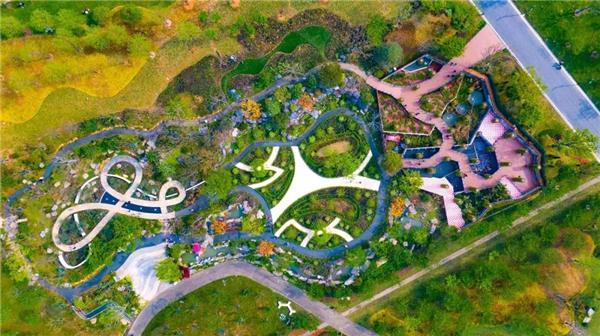 江苏省园艺博览会大师园设计专篇#景观设计 #大师园设计 #大师园资料