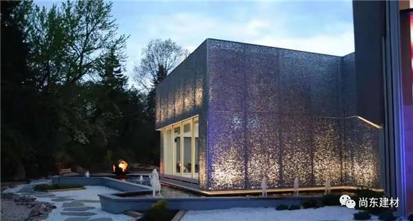 神奇的新材料——泡沫铝板到底是什么?#材料设计 #泡沫铝板 #泡沫铝板建筑里面