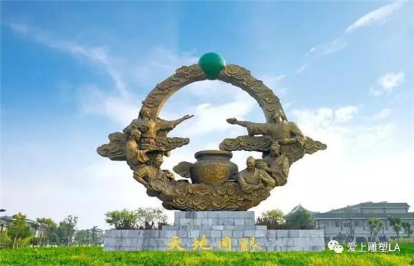 酒文化主题雕塑推荐#雕塑设计 #酒文化雕塑 #酒雕塑