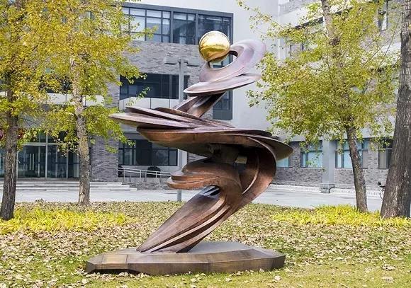 北航校园里的那些航天精神雕塑小品#航空航天小品 #航空航天雕塑 #航天精神雕塑