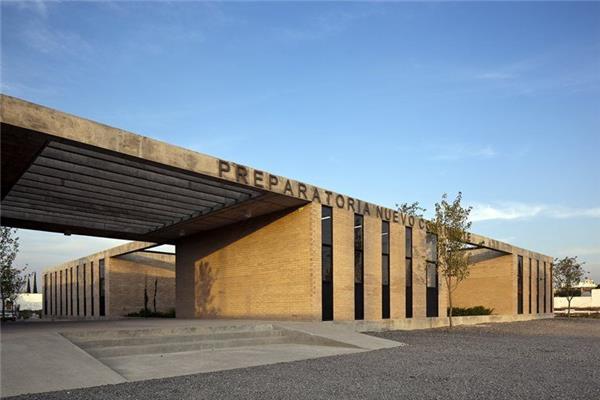 校园入口设计案例