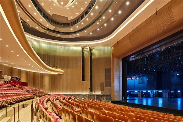 天津电视台梅地亚艺术中心#天津 #建院 #朱铁麟