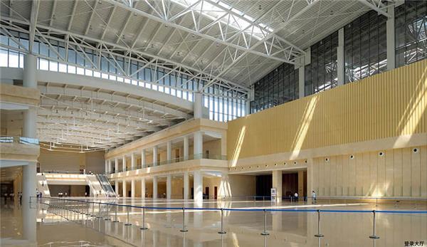 天津梅江会展中心2009#建院 #朱铁麟 #天津