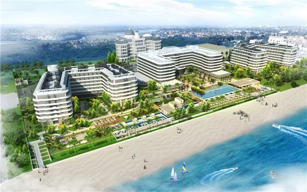 海口皇冠酒店一期改造项目