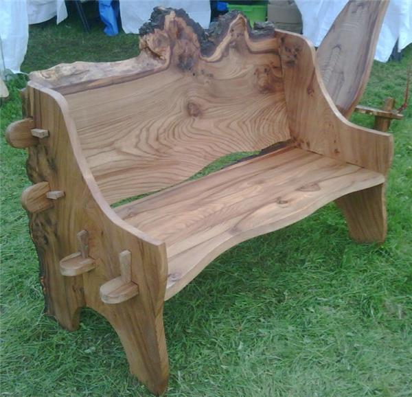 169个最有特色不失创意的木质小品设计集合_408762