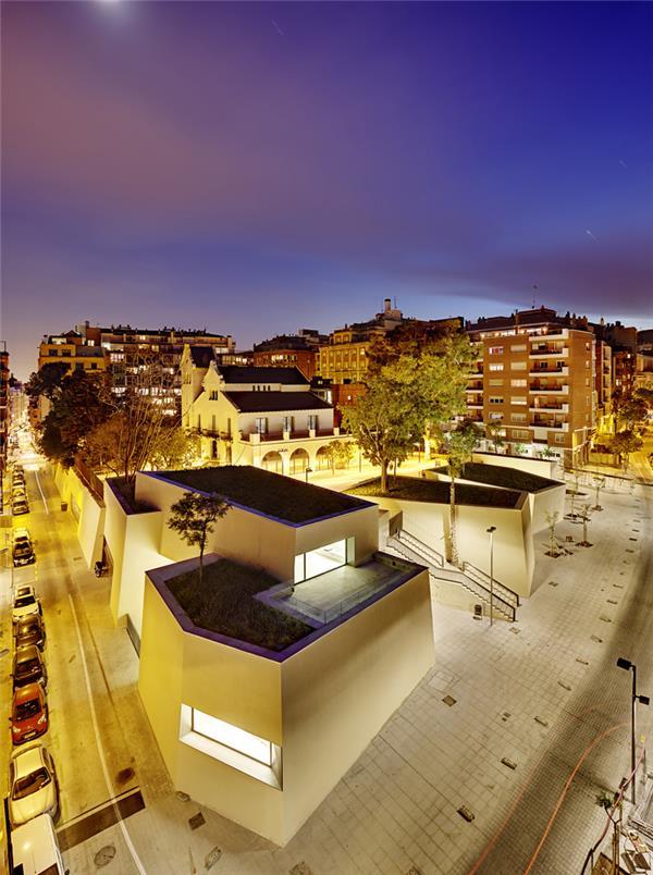 西班牙Joan Maragall图书馆