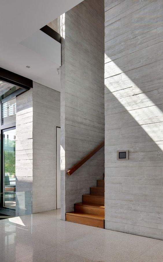 清水混凝土室内效果#清水混凝土 #混凝土 #建筑