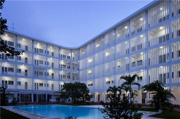 越南平阳学校-建筑设计_415017