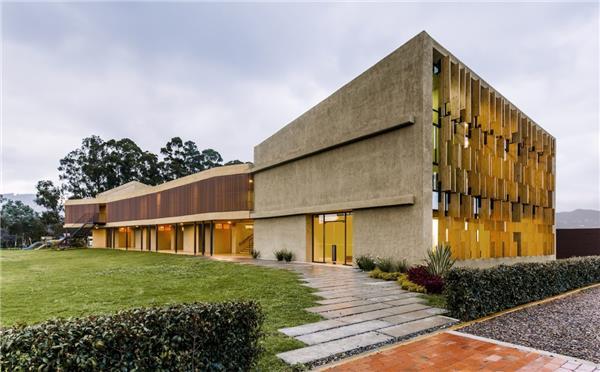 圣何塞幼儿园| Taller de ArquitecturadeBogotá-建筑设计_415151