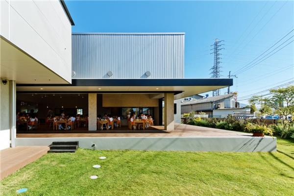 日本奈良NFB 幼儿园-建筑设计_415190