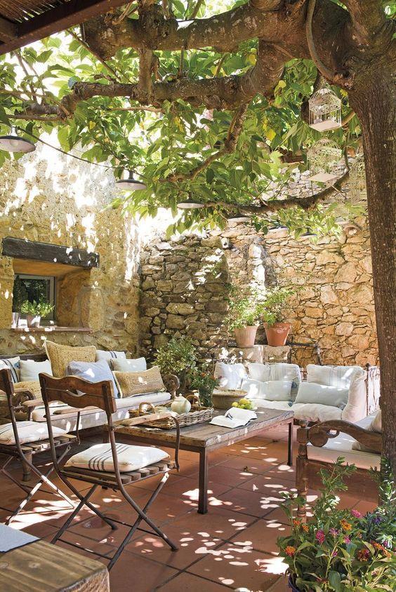 116个极具创意的小型庭院设计技巧及案例_415653