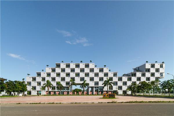 FPT大学行政大楼