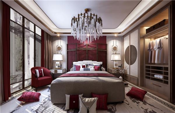 199个装修风格各异的大型卧室设计灵感_417660