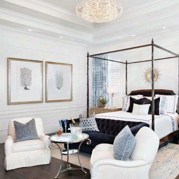 199个装修风格各异的大型卧室设计灵感_421219
