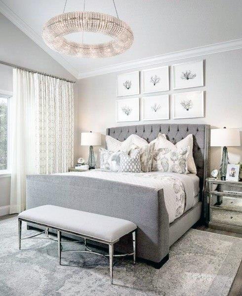 199个装修风格各异的大型卧室设计灵感_421220