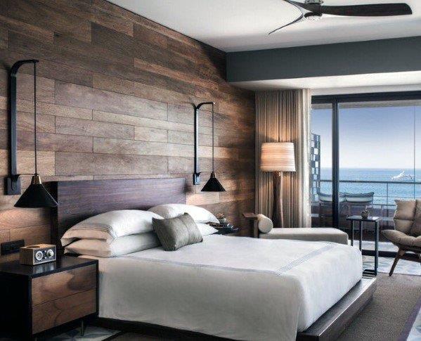 199个装修风格各异的大型卧室设计灵感_421226