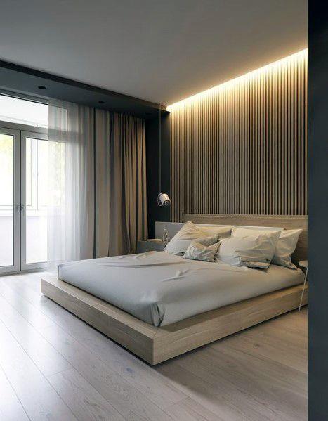 199个装修风格各异的大型卧室设计灵感_421231