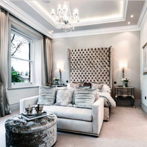 199个装修风格各异的大型卧室设计灵感_421232