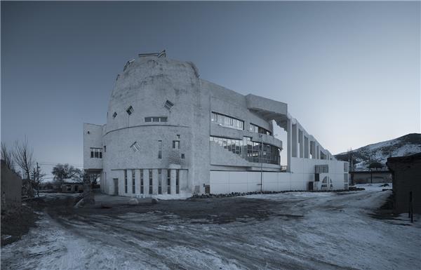 东庄-西部地区博物馆