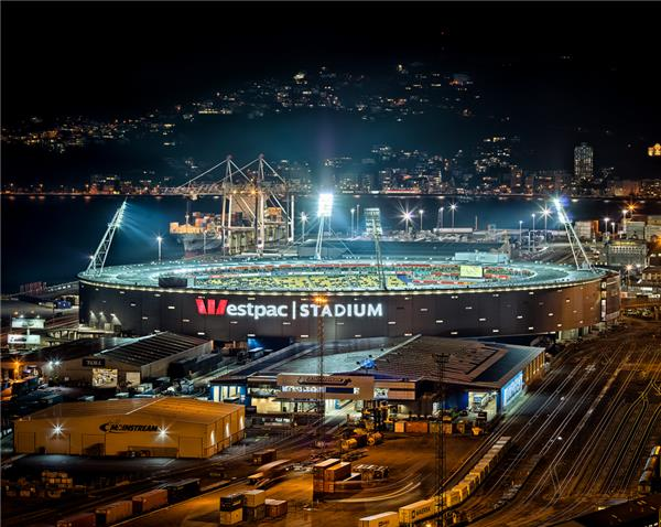 Westpac Stadium-建筑设计_418669