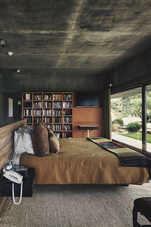 10 Masculine Rooms You will Both Love_419060