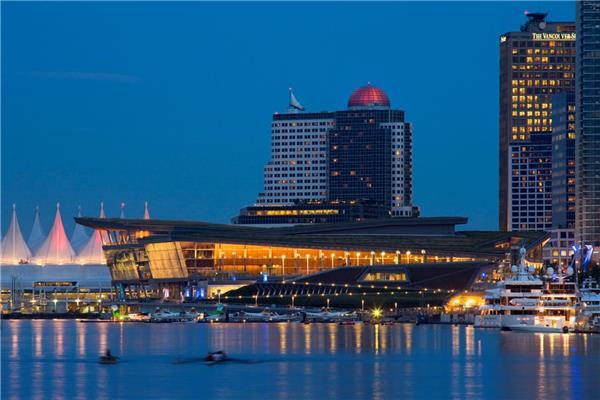 Vancouver Convention Centre West   LMN