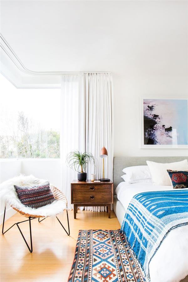 199个装修风格各异的大型卧室设计灵感_420585