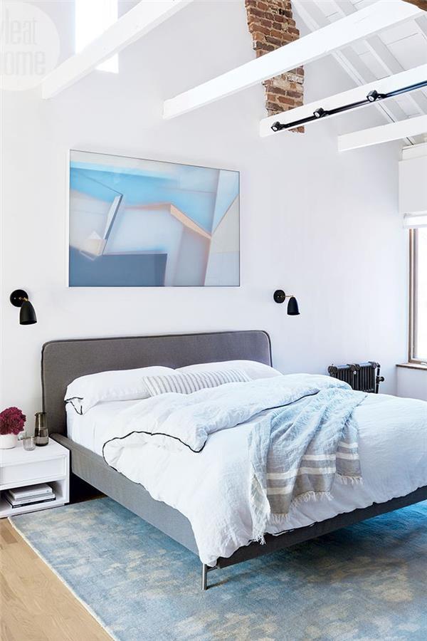 199个装修风格各异的大型卧室设计灵感_420590