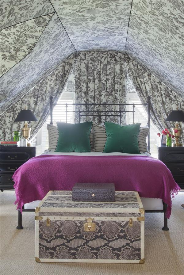 199个装修风格各异的大型卧室设计灵感_420613