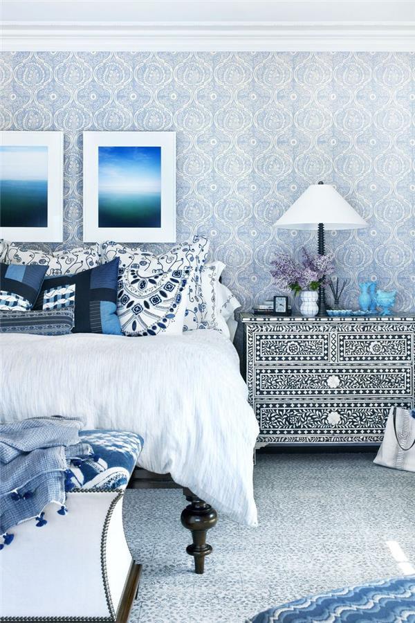 199个装修风格各异的大型卧室设计灵感_420624