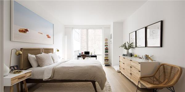 199个装修风格各异的大型卧室设计灵感_420647