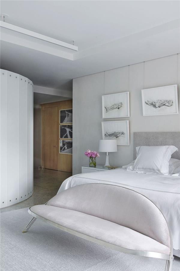 199个装修风格各异的大型卧室设计灵感_420653