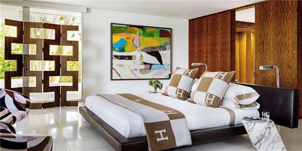 199个装修风格各异的大型卧室设计灵感_420679