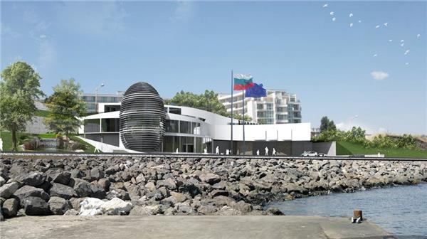 内塞伯尔水族馆