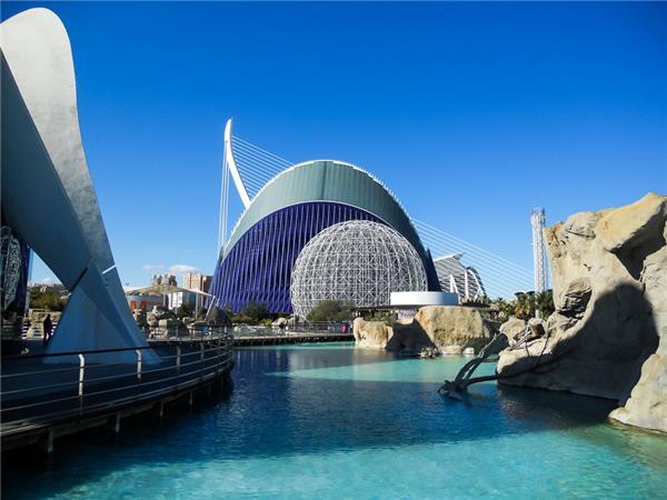 瓦伦西亚水族馆建筑