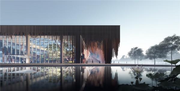 2019北京世园会植物馆