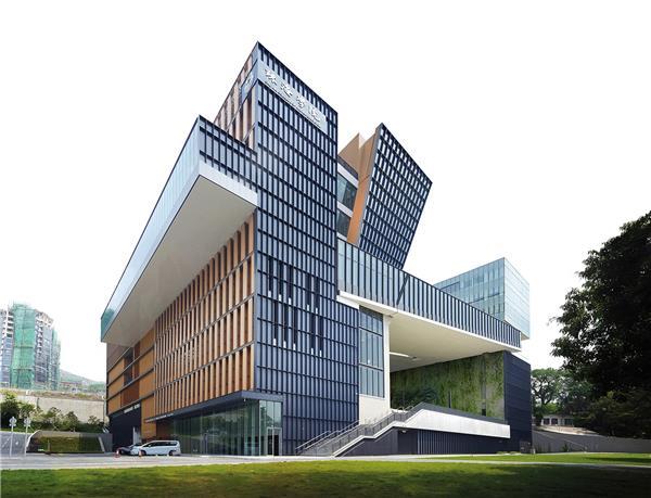 珠海学院新校舍 | 许李严_3529826