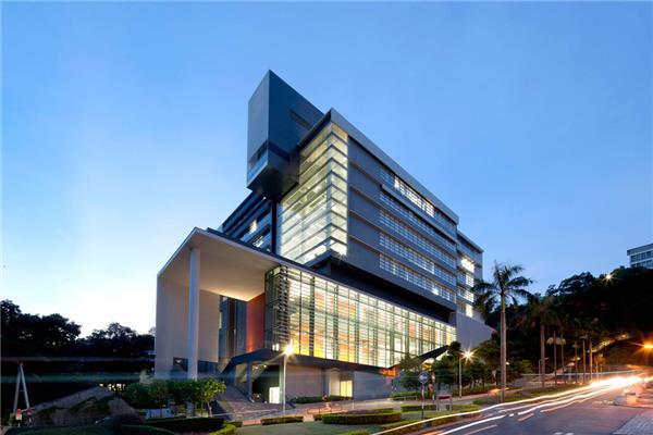 香港中文大学西部校园区教学大楼 | 许李严_3529828