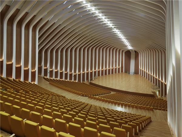 Palau de les Arts Reina Sofia / Santiago Calatrava-建筑设计_421529