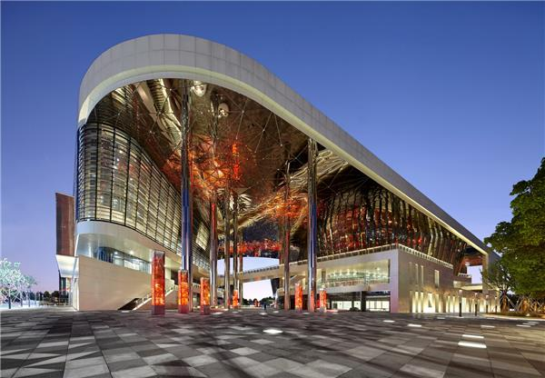 Kunshan Grand Theater-建筑设计_421533