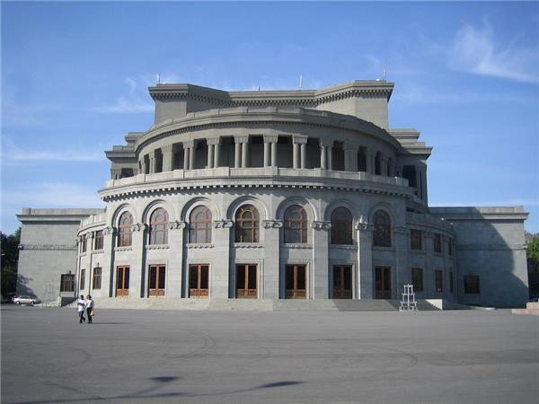 AD Classics: Armenian Opera Theater