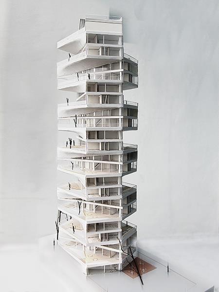 秘鲁利马高层住宅