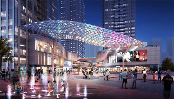 昆明佳兆业城市广场项目 | 独特视野建筑设计有限公司