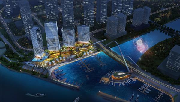 珠海法拉帝亚太中心 | 独特视野建筑设计有限公司